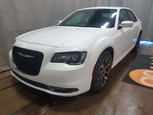2018 Chrysler 300 300S - Heated Leather, B/U Cam, Nav, Sunroof +
