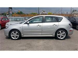 2008 MAZDA3 GS HATCH, 114k!! AUTO, A-RIMS,*ANY CREDIT APPROVED*