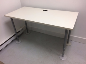 "Desk-table, 50"" x 24"" for sale"