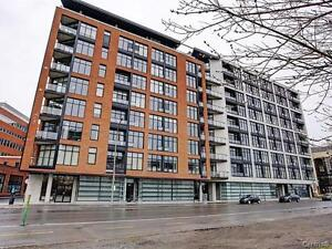 Gorgeous 2 bedroom 2 bathroom loft style condo in the Old Port