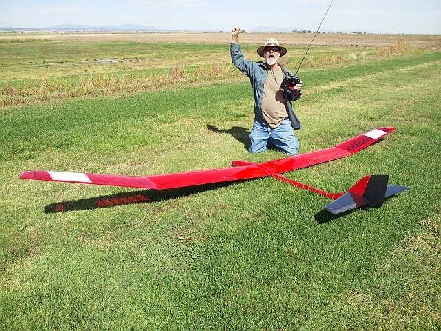 SAGITTA XC Sailplane, Glider, 174 in WS RC AIrplane Prined Plans & Templates
