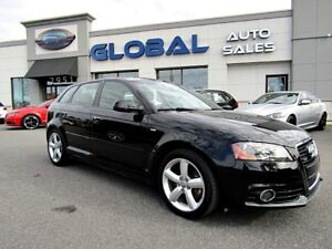 2013 Audi A3 2.0T quattro with S Line