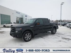 WOW....6.2L V8 FX4 CREWCAB w MAX TOW PACKAGE!2014 Ford F-150 FX4