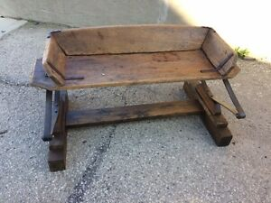 BUCKBOARD WAGON BENCH!!!