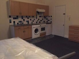 Spacious Furnished Studio Close To Tube