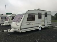 Compass Vantage 450 - 4B/ V Clean & Dry /Serviced /Full Awning & Acces - Superb Van - All Mod Cons!!