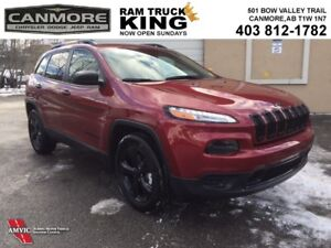 2016 Jeep Cherokee SPORT ALTITUDE | BACK UP CAM | HEATED SEATS |