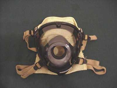 Scott Scba Mask Av2000 Av-2000 Facepiece Respirator Mask Comfort Seal Large