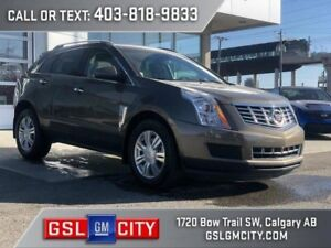 2016 Cadillac SRX Luxury 3.6L V6, All Wheel Drive, Leather