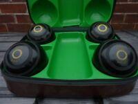 Set of 4 Ringmaster Bowls size 5