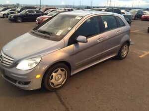 2007 Mercedes B 200 --EASY LOW PAYMENTS--CERTIFIED--LOW KMS