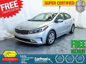 2017 Kia Forte LX Plus *Warranty* $102.36 Bi-Weekly OAC