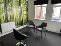 Counselling/Therapy Room to rent per hour (discount for multiple bookings)