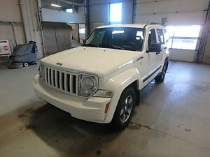 2008 Jeep Liberty SPORT--4WD--ONE OWNER-CLEAN CARPROOF-AMAZING
