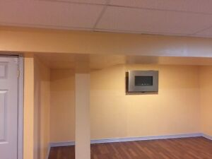 A large baseroom for rent on Milton