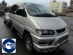 2002 Mitsubishi Delica 4WD Twin-Sunroof Captain Seats only 81K!