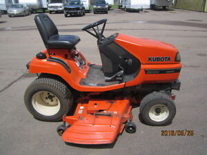 2000 kubota lawnmower