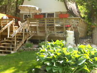 COTTAGE LIFE AT IT'S BEST/MANITOULIN ISLAND