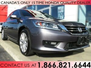 2014 Honda Accord Sedan EX-L | HONDA CERTIFIED | HONDA PLUS WARR