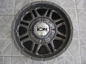 """Kit roues de mag avec pneus neufs 17"""" #M02"""