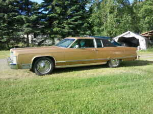 1976 Lincoln Town Coupe 2Dr Contienntal