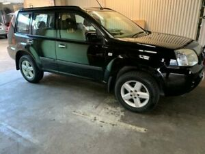 2006 Nissan X-Trail T30 MY06 ST-S 40th Anniversary (4x4) Black 5 Speed Manual Wagon Southport Gold Coast City Preview