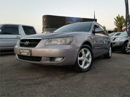 2005 Hyundai Sonata NF Elite Grey 5 Speed Sequential Auto Sedan Mount Hawthorn Vincent Area Preview