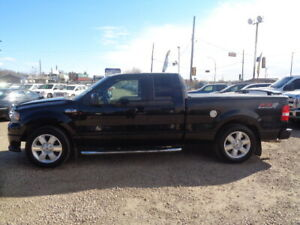 2007 Ford F-150 SuperCrew-4X4-ONE OWNERTRUCK