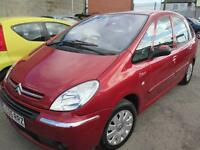 CITROEN XSARA PICASSO 1.6 HDi Exclusive 5dr (red) 2005