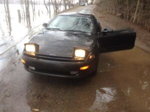 Quick sell 1991 toyota celica gts