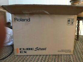 Rowland Cube Street EX. ( portable battery or mains )