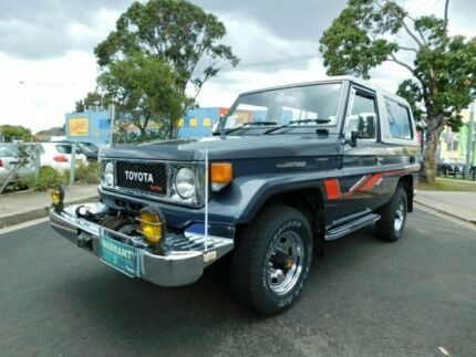 1986 TOYOTA LANDCRUISER FRP LX 3.4 TURBO DIESEL Five Dock Canada Bay Area Preview