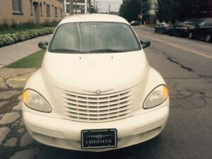 2004 Chrysler PT Cruiser Sedan