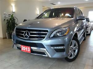 2013 Mercedes ML350 BlueTec NAVI|BACK-UP CAM|PANOROOF!