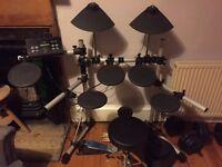 Yamaha DTX500 Electronic Drum Kit
