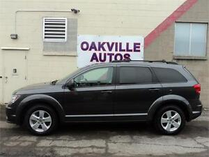 2014 Dodge Journey SE Plus 7 PASSENGER 4CYL NO ACCIDENTS SAFETY