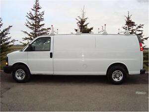 2007 CHEVY EXPRESS CARGO VAN 6.0L 164K FOR ONLY $ 12,495.