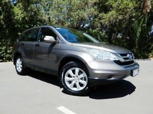 2012 Honda CR-V RE MY2011 Luxury 4WD Bronze 5 Speed Automatic Wagon