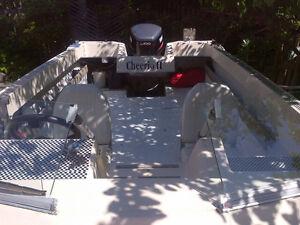 17.5' Campion Speedboat/100 HP Yamaha - $3,200 (Bowen Island,BC) North Shore Greater Vancouver Area image 4