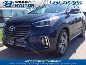 2017 Hyundai SANTA FE XL AWD Limited Leather Sunroof