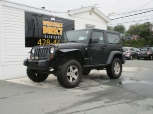 2011 Jeep Wrangler SUV 4X4 6 SPEED 3.8 L SOFT TOP INCL.
