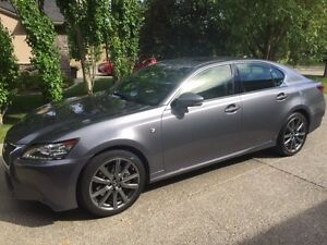 Lexus GS F-Sport Package