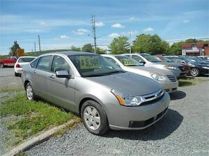 LOW MILEAGE CAR 2008 focus with ONLY 73000 km !!! great deal !!!