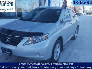 2012 Lexus RX 350 Leather SunRoof Awd Heated Seats