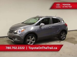 2014 Buick Encore AWD, BACKUP CAMERA, BLUETOOTH, ALLOY RIMS