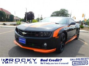 Chevrolet Camaro - BAD CREDIT APPROVALS