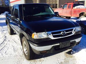 2001 Mazda Other SE Pickup Truck