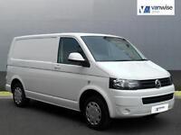 2013 Volkswagen Transporter T28 TDI TRENDLINE Diesel white Manual
