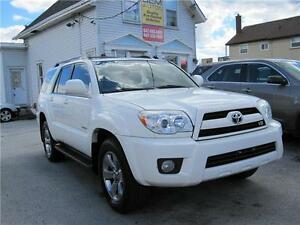 2008 Toyota 4Runner Limited V8 4.7L 4WD 4X4 CLEAN CARPROOF