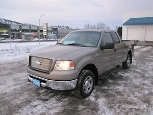 2006 Ford F-150 XLT SuperCab 5.5-ft 4WD